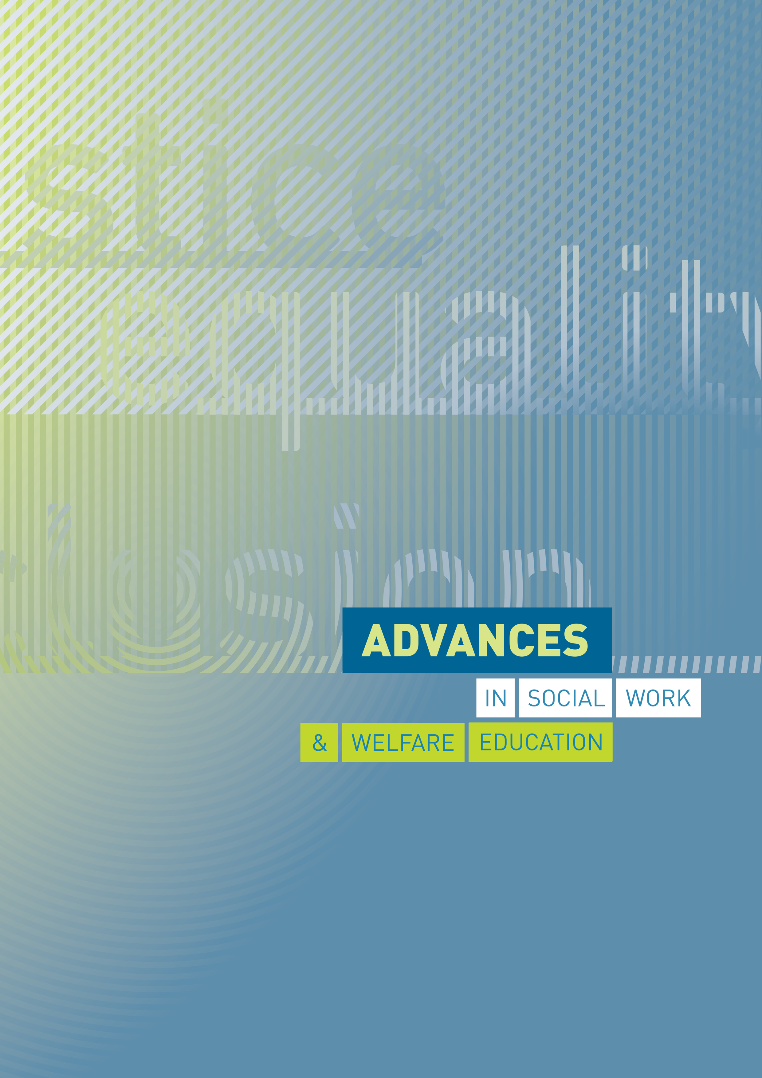 View Vol. 15 No. 1 (2013): Advances in Social Work and Welfare Education